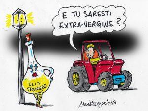 protesta olio